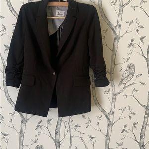 Black blazer